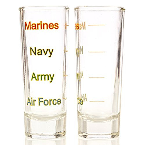 Military Shot Glasses