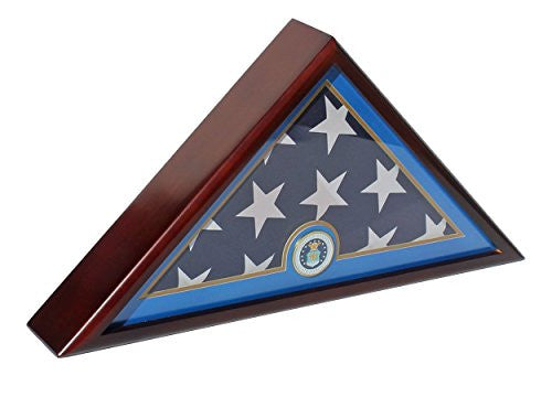 Air Force Retirement Shadow Boxes