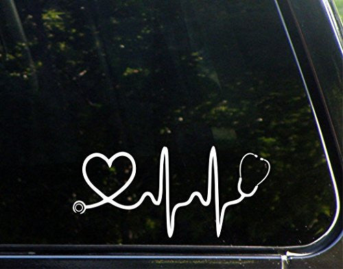nurse stickers for cars