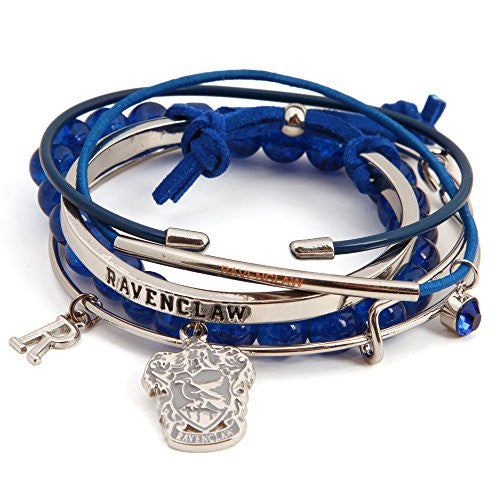 Harry Potter Ravenclaw Bracelet Set