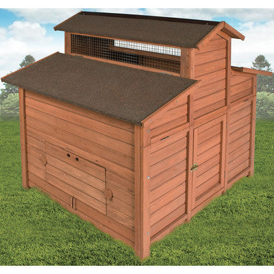 Chicken Coop for 10 chickens