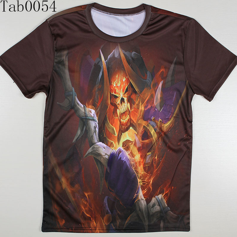 Attack On Titan Game Male Tshirts Top Tees T-shirt