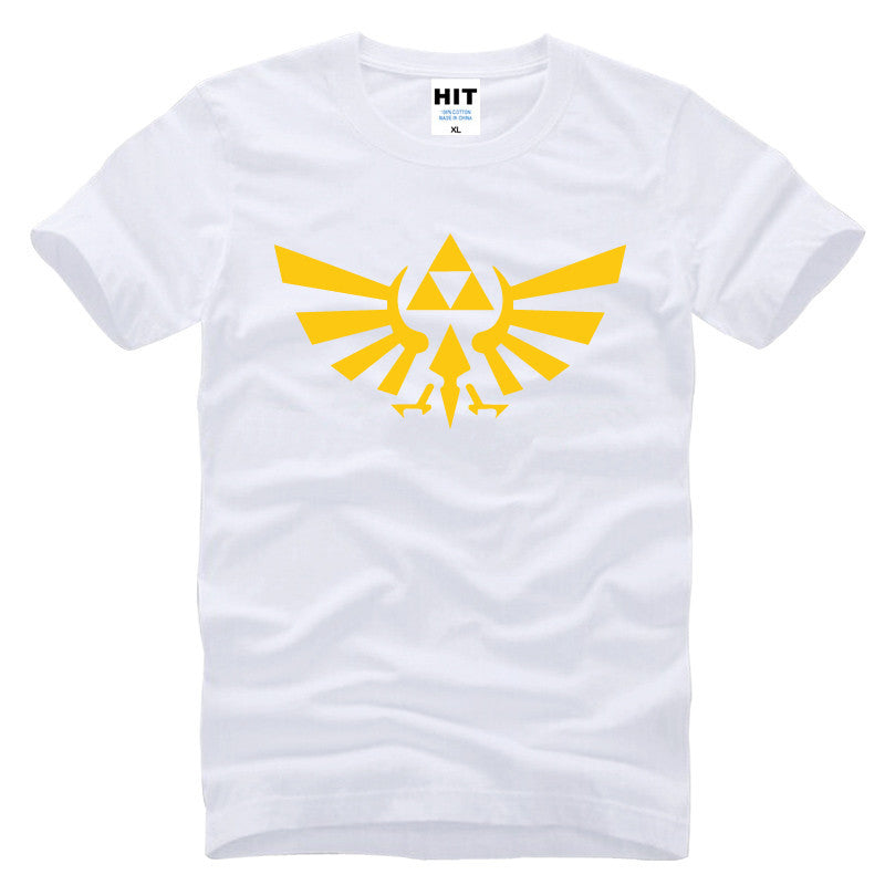 The Legend of ZELDA triforce logo game Mens Men T Shirt