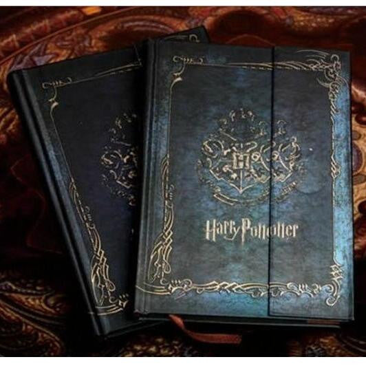 Vintage Harry Potter notebook /Diary Book/Hard Cover Note /Notepad/Agenda Planner