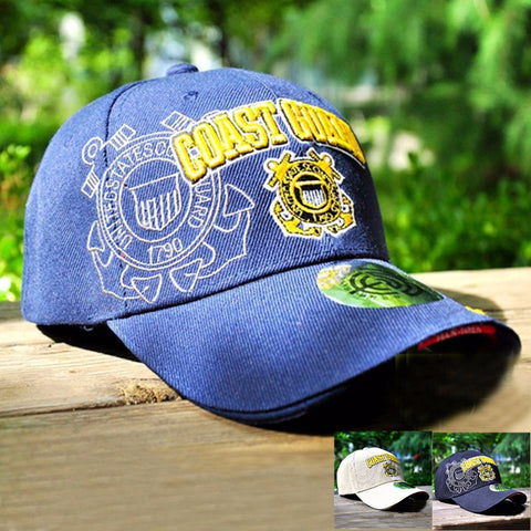 USA Coast Guard Army Baseball Cap