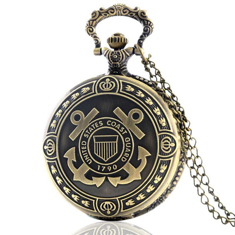 Coast Guard Pocket Watch