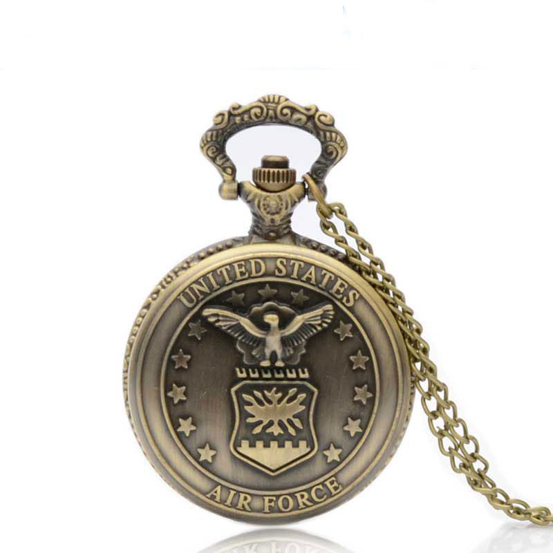 Air Force Pocket Watch