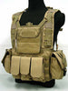 3 litres of water bag Military USMC Tactical Combat Molle RRV Chest Rig