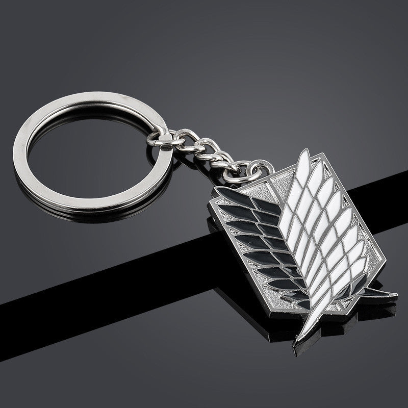 Attack on Titan Wings of Liberty Pendant Key
