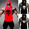 Bodybuilding Stringer Hoodies Gym Stringer Hoodie Fitness