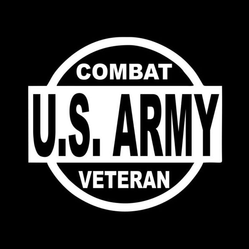 U.S. Army Window Decal