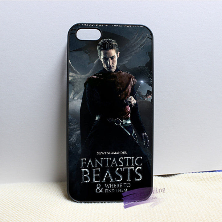 Fantastic Beasts and Where to Find Them 3 fashion cell phone case cover for iphone 4 4s 5 5s 5c 6 6s & 6 plus & 6s plus #N4371