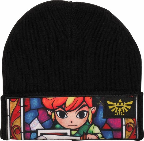 Zelda Stained Glass Hat