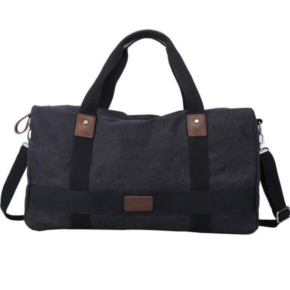 Multifunctional Casual Travel Duffle Bag with Shoulder Strap