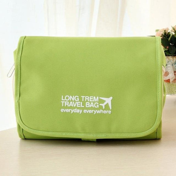 Women Hanging Toiletry Bag
