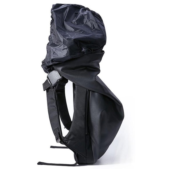 NEW! Multifunctional 15 inch Laptop Travel Backpack with Hoodie