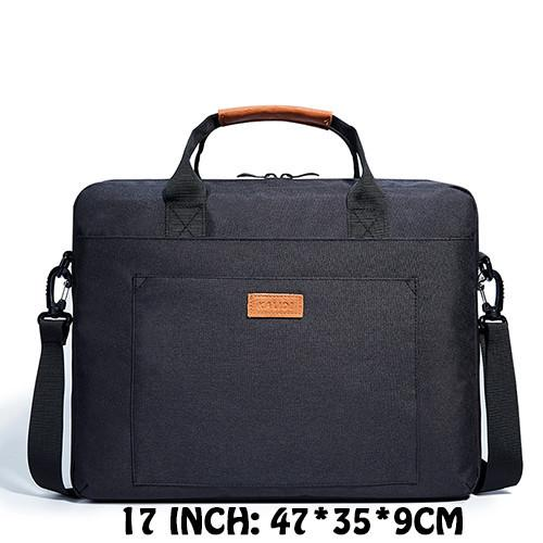 Shockproof 17 inch Laptop Multifunctional Travel Messenger Bag