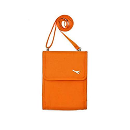 Women Passport And Document Holder Messenger Bag