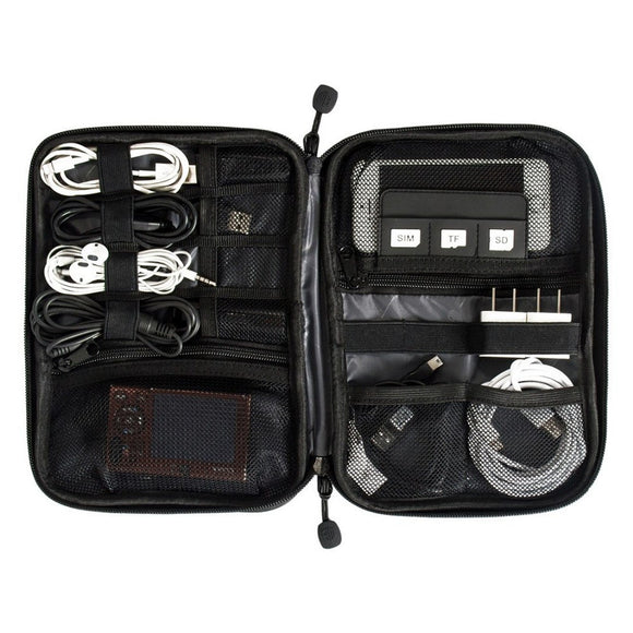 Electronic Accessories Travel Organizer