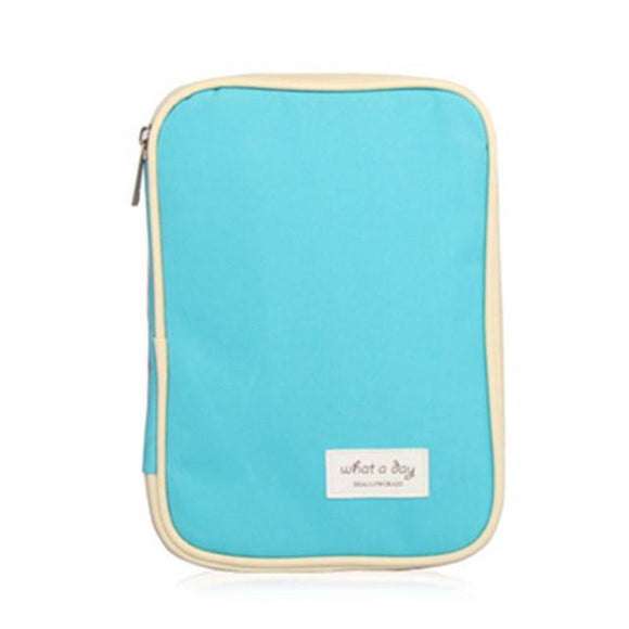 Multifunctional Travel Passport Holder And Handbag
