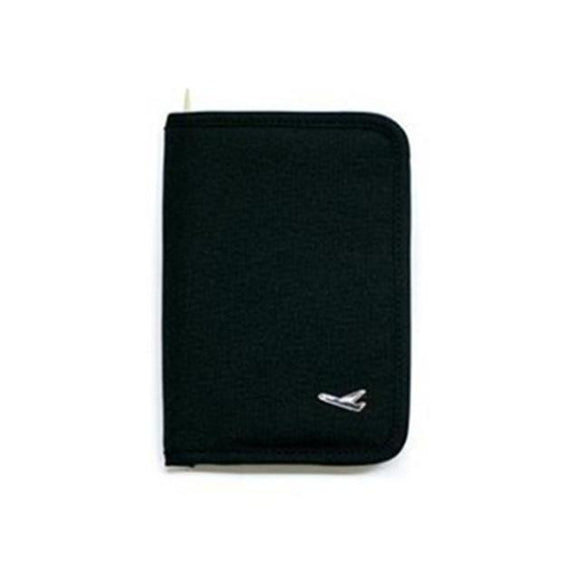 Multifunctional Short Passport And Document Holder