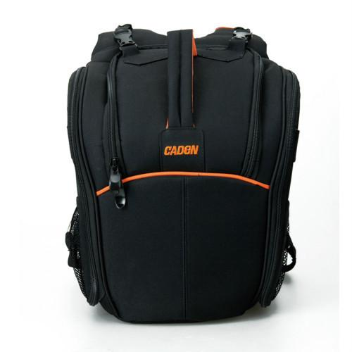 Small Size Waterproof DSLR Backpack - Black