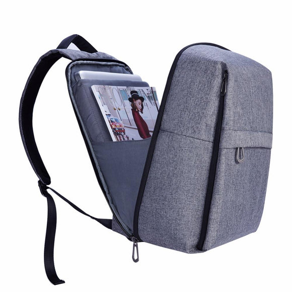 Casual Style Business Backpack for 17 inch Laptop - (2 Variants)
