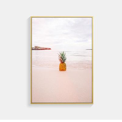VW Pineapple, Cactus, And Coconut Tree Wall Poster