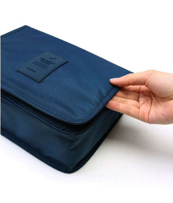 Waterproof Portable Hanging Toiletry Bag