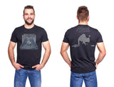 Iowa Mack Bull Dog - Front & Back
