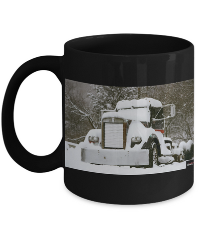 Kenworth Winter Edition Mug