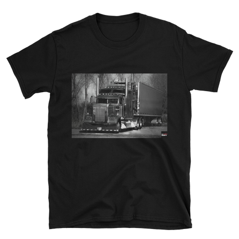 Ron Saris B &  W T-Shirt