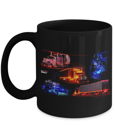 Ron Saris Night Edition Mug