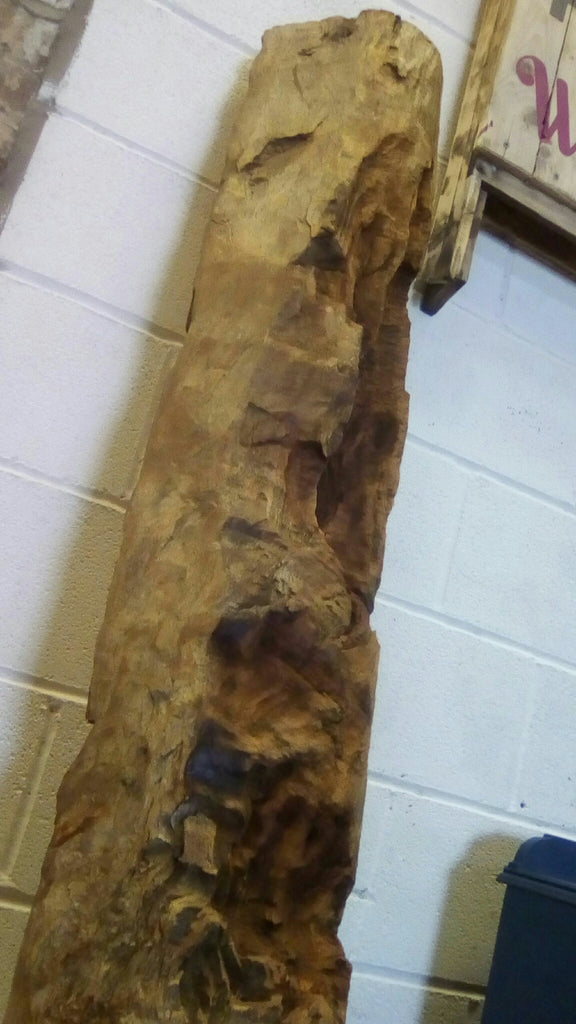 Victorian Oak Beam 190cm Long
