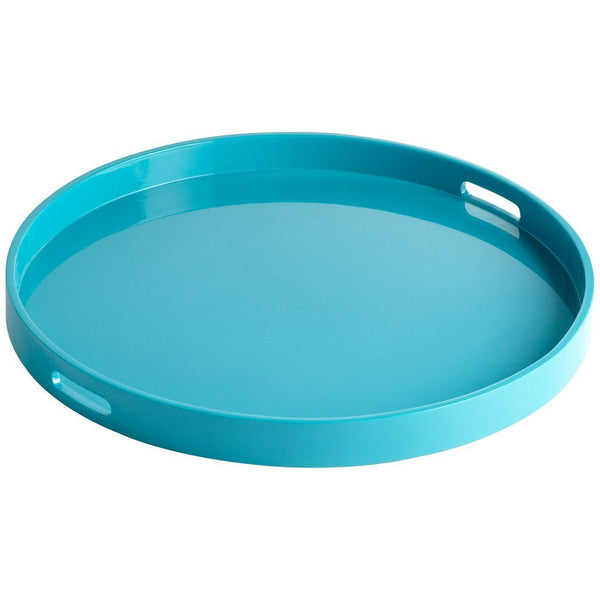 Cyan Design Estelle Tray | Teal