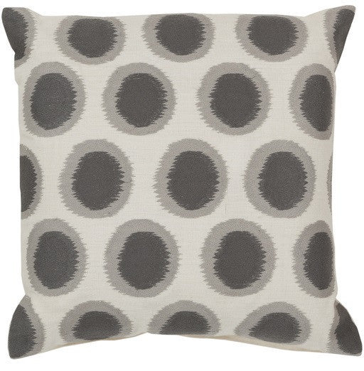 Ikat Dots | Grey - GDH | The decorators department Store