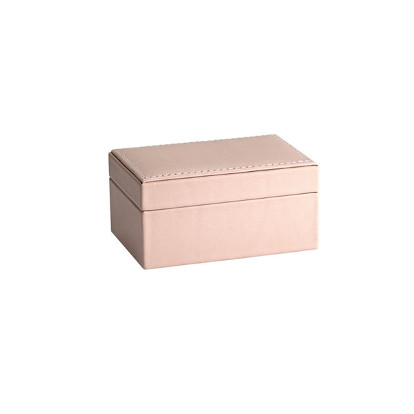 French Calfskin Leather Small Box