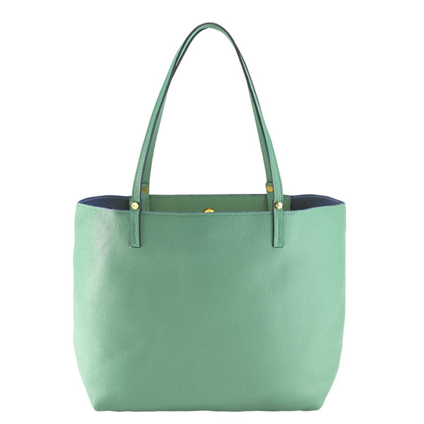 Robin's Egg Blue Hampton Travel Tote