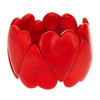 Heart bracelet  by Mujus - GDH | The decorators department Store