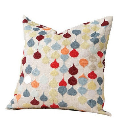 Julia Buckingham Raindrop Pillow