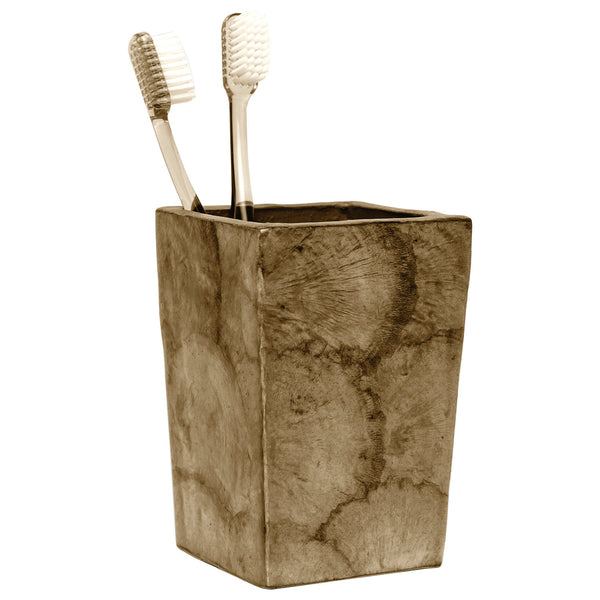 Andria Toothbrush Holder | Dark Olive