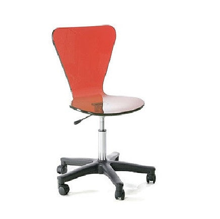 Spectrum West Exclamation Chair | Red - GDH | The decorators department Store