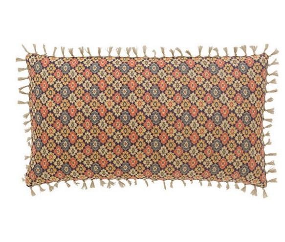 Anatolia ll Linen Decorative Pillow-22 x 40