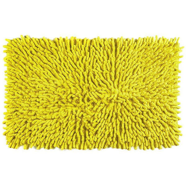 Cotton Chenille Bath Rugs | Sunshine