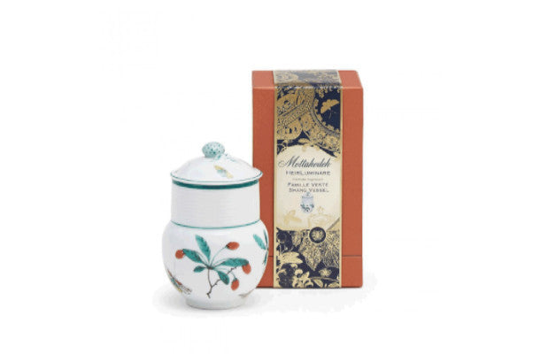 Famille Verte Heirluminare Fragrance Candle  Shang - GDH | The decorators department Store
