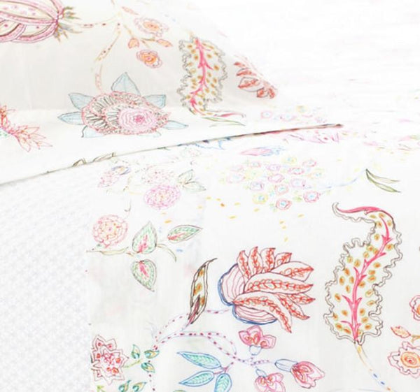 Mirabelle Sheet Set and Duvet