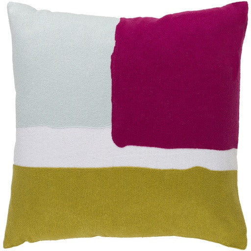 Harvey Pillow | Orchid - GDH | The decorators department Store