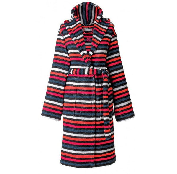 Sonia Rykiel Paris Rue De Guillaume Striped Bath Robe