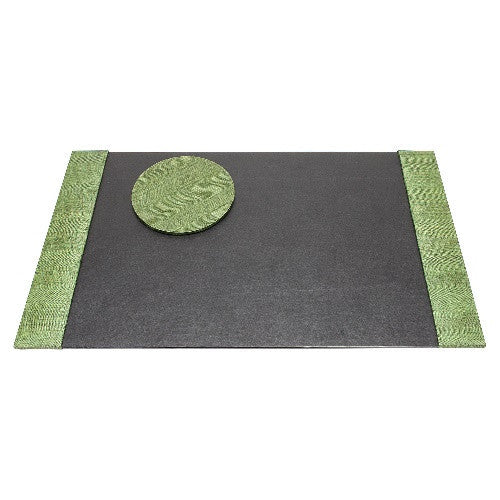Merida Leaf Desk Blotter Set - GDH | The decorators department Store