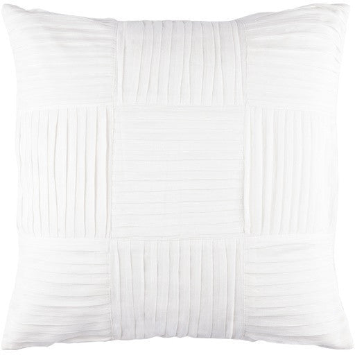 Gilmore Pillow | White - GDH | The decorators department Store